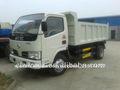 Dongfeng 3 toneladas de descarga de camiones para la venta, mini camión de volteo