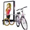 J8b-028 en venta al por mayor de china mobile ads led valla publicitaria móvil remolque