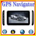 """Navegador gps 5.0"""" pantalla táctil de navegación gps"""