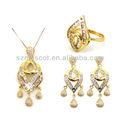 el último en árabe de oro de diseños de joyas de la boda árabe de joyas