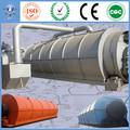 planta de reciclaje de la pirólisis de neumáticos de desecho
