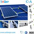 Solares fotovoltaicos telhado sistema de montagem com ce, iso
