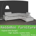 Estilo francés sofá blanco conjunto para el hogar 8332#