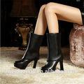 nuevo estilo de la señora botas con estilo para el otoño de la mujer elegante