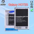 Genuino B800BC Para Samsung Galaxy Note 3 N9000 Baterías