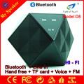 mejor venta de d8 bluetooth mini altavoz del fabricante de china