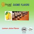 Dm-11015 fresco natural de jugo de limón sabor