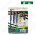BST-601 Abrir Desmonte Herramientas Kit Set para Nokia Sony Ericsson Blackberry Moto