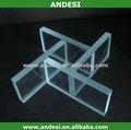 lámina de policarbonato transparente