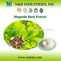 magnolia extracto de magnolol + 90% honokiol