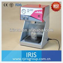nueva marca de vacío dental mezclador digital con controles de tacto