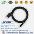 24K oro Alta velocidad CABLE MINI HDMI a HDMI
