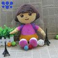 Precioso Dora muñeca juguetes de peluche para los niños