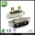 Conectores eléctricos automotrices