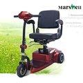 Dobrável mini electric 3 carro de rodas para venda dl24250-1 para adultos com certificado do ce