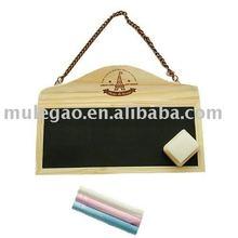juguete de madera educativo de tablero negro