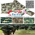 militar 2013 pintura de camuflaje de espesor paño grueso y suave manta