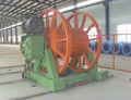 Máquina de encalladura nacional americana de alambre de los estándares cuerda de alambre que hace la máquina