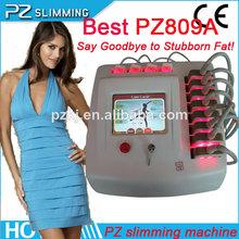 650nm 940nm PZ LASER good quality lipo laser fat reduction machine