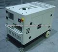 7kva - 25kva lista de precios generador doméstico