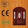 China pintura puerta de madera interior para/exterior