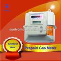 medidor de gas seco