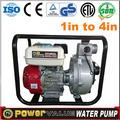 """El precio de fábrica de china 1.5"""" 1.5 pulgadas de agua de la bomba de gasolina para la venta con alta presión"""