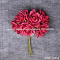 rosa roja de la boda al por mayor de flores