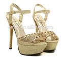 la belleza de las niñas zapatos de tacón alto oullis ph2875 china
