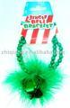 2014 nuevos productos de navidad jingle bell pulsera