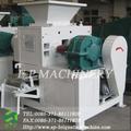 máquina de fabricación de briquetas de carbón