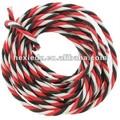 22 awg trenzado futaba servo cable negro/rojo/blanco