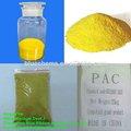 Polvo de aluminio poli chloridepac( poli cloruro de aluminio) 30%