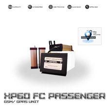 Unidad GPS con comunicación SMS / INTERNET, posición en memoria y contador de pasajeros (Modelo XP60FC - PASSENGER)