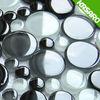 /p-detail/Blanco-Y-Negro-Azulejos-De-Mosaico-De-Vidrio-Mosaico-De-Vidrio-Redondo-KN-13091301-300000759330.html