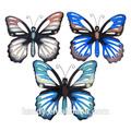 2014 caliente de la venta al por mayor de china de primavera estilo mariposa decoración del jardín