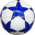 La costumbre del balón de fútbol/baratos balones de fútbol promocionales/copa mundial de fútbol bola/cosido a máquina de fútbol