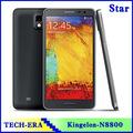 Shenzhen teléfono móvil 5.5 pulgadas estrella n8800 smartphone android octa mtk6592 núcleo