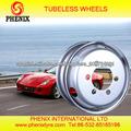 rueda de coche de acero