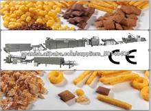 Line 2014 copos de maíz totalmente automáticas desayuno toma de cereales de la máquina / de producción de