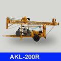 Buena calidad& apreciativo, akl-200r remolcables agua bien plataforma de perforación