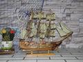50cm veleiro modelo