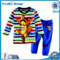 Nuevo diseño barato ropa de niños al por mayor de China