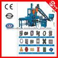 Máquina de bloque de hormigón para la venta