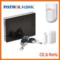 Antirrobo electrónico de alarma remota de alarma Conrol Seguridad para el hogar PH-G1