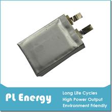 3.7v 900 mah li- ion batería