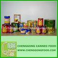 Alimentos enlatados/setas en conserva