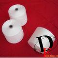 100% cône polyester fil à tricoter machine