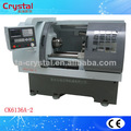 La manía de metal torno máquina universal del torno cnc imágenes ck6136a-2 tornos