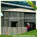 Construcción prefabricada moderna y duradera en el sur de África